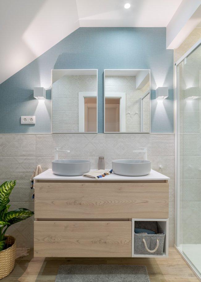 reformas-de-baños-lavamanos-doble