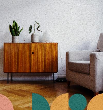 Decoración de interiores y restauración de mobiliario