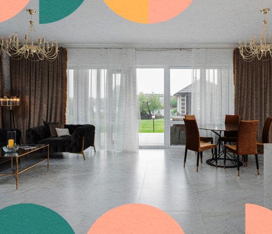 Guía rápida y moderna de decoración de interiores para pisos amplios en Bilbao, ¡que no te apabulle su dimensión!