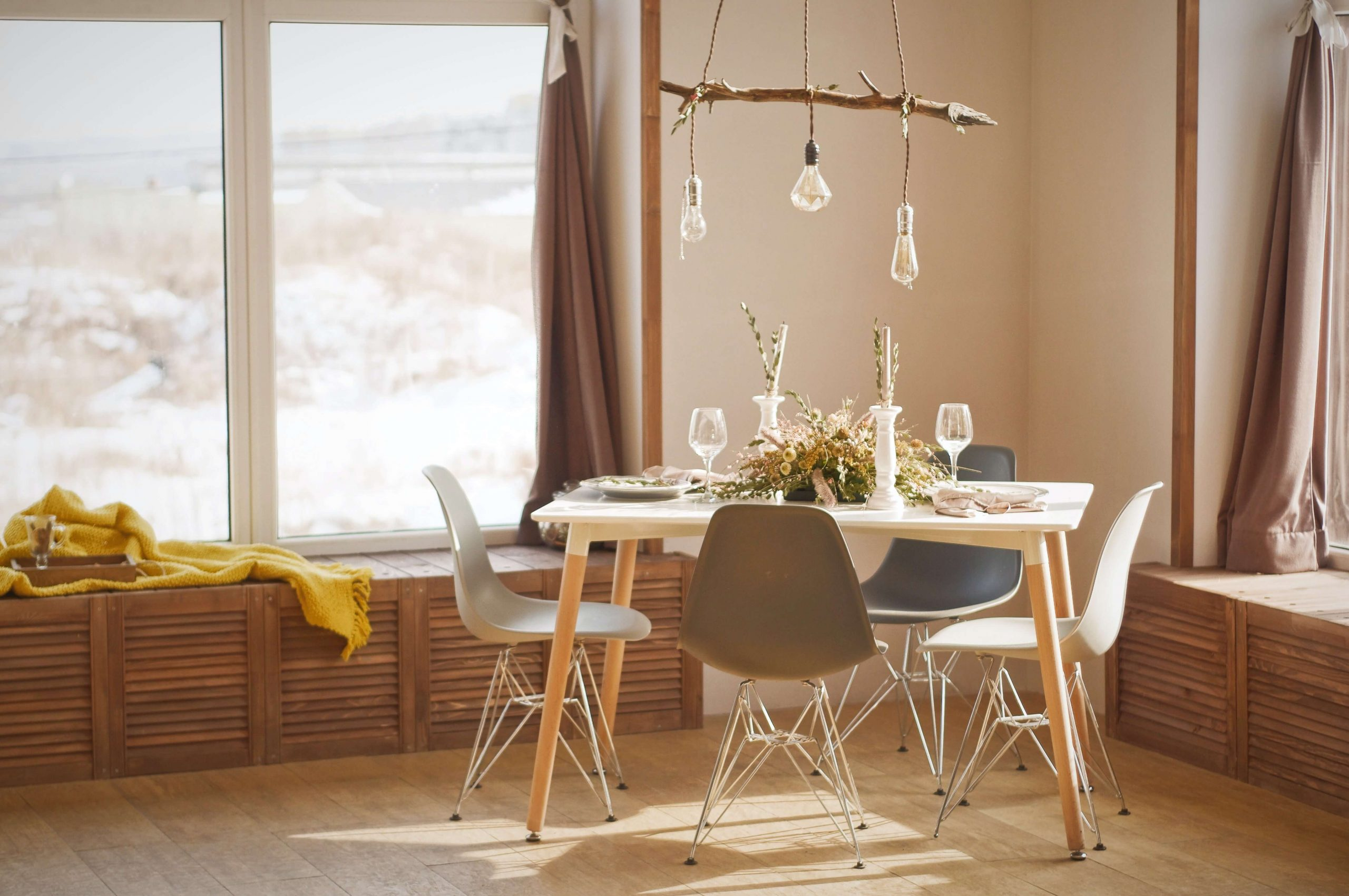 ¿Cómo escoger la iluminación correcta en la decoración de la vivienda?