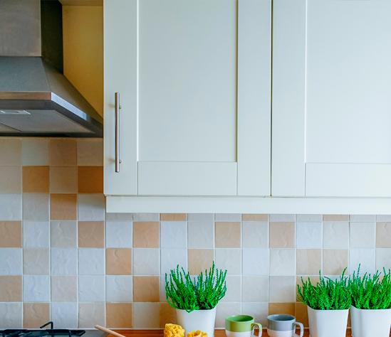 5 cambios económicos que puedes hacer en una decoración de cocina.
